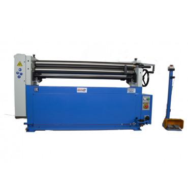 Электромеханические вальцы MetalMaster ESR 1325