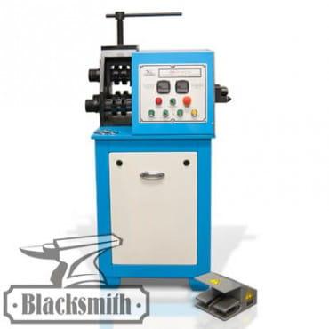 Универсальный станок для гибки завитков Blacksmith UNV3-mini - компактный