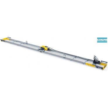 Atlas Copco BE30 Привод для двойной алюминиевой виброрейки