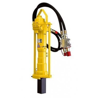 Atlas Copco LPD-RV Гидравлический копер для забивки столбов (вибропогружатель)