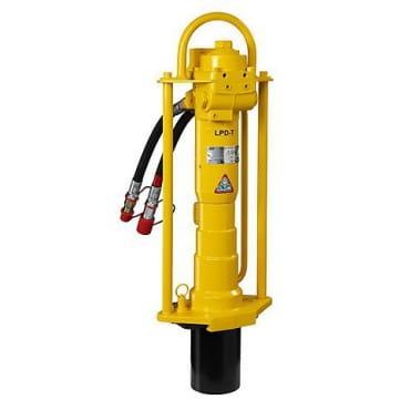 Atlas Copco LPD-T Гидравлический копер  для забивки столбов с клапаном с дистанционным управлением