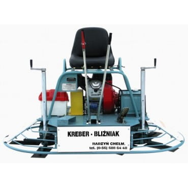 Бензиновая затирочная машина Kreber K-446-2