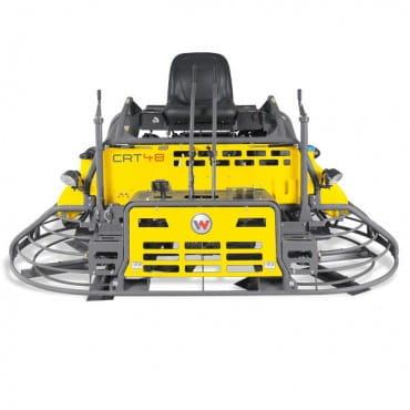 Двухроторная затирочная машина Wacker Neuson CRT 48-35 V