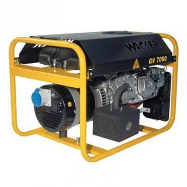 WACKER NEUSON GV 7000A Синхронный генератор