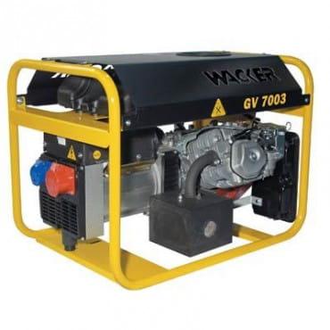 WACKER NEUSON GV 7003A Синхронный генератор