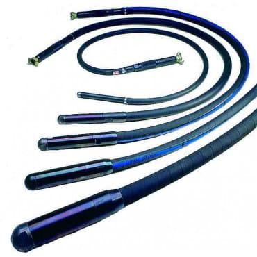 ENAR PNU 25 Пневматический глубинный вибратор
