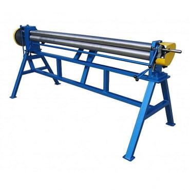 MetalMaster MLR 2006 Ручные механические трехвалковые вальцы