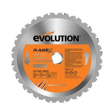 Evolution RAGEBLADE185MULTI RAGE1 Диск универсальный 185х20х1,7х20