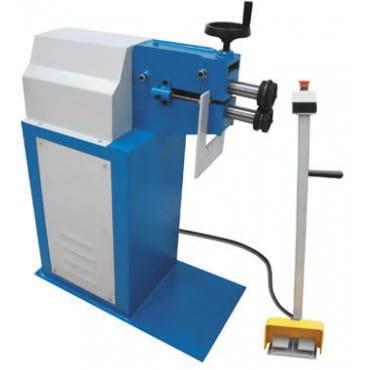 Электромеханическая зиговочная машина MetalMaster ETZ 18