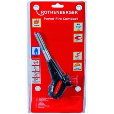Rothenberger 30813 Пьезогорелка POWERFIRE COMPACT EU