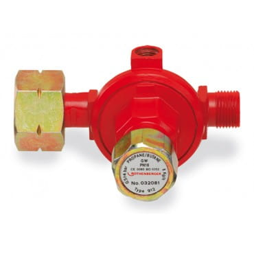 Газовый регулятор на 0-6 Бар Rothenberger 32082
