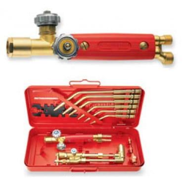 Гибкая насадка для сварки Rothenberger 1-2 мм RE 17 и сопло, комплект