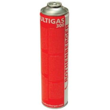 Газовый баллончик Rothenberger MULTIGAS 300, 600 мл