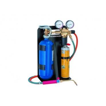 Аппарат для автогенной сварки Rothenberger ROXY 400L с MAXIGAS и кислородом