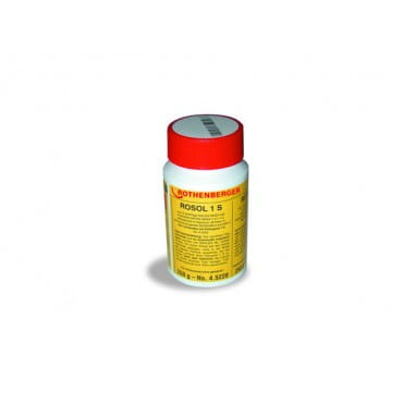 Пастообразный флюс Rothenberger ROSOL 1S, пластик.банка,  250 г