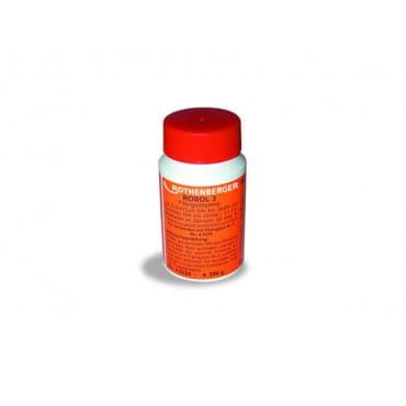 Пастообразный флюс Rothenberger ROSOL 3, пластик.банка,  250 г