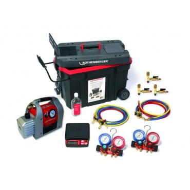 Rothenberger 1000000057 Универсальный комплект оборудования для заполнения циркуляционных систем ROCADDY 120