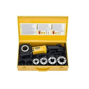 REMS 530022 Электрический резьбонарезной клупп REMS Амиго- Сет ,M 16-20-25-32(Mx1,5)