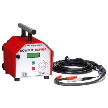Аппарат для электромуфтовой сварки Rothenberger ROWELD ROFUSE PLUS