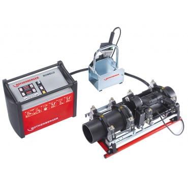 Rothenberger 1000000711 Ровелд Р250 ECO с гидравлическим приводом для сварки полимерных труб Ø 90-250мм