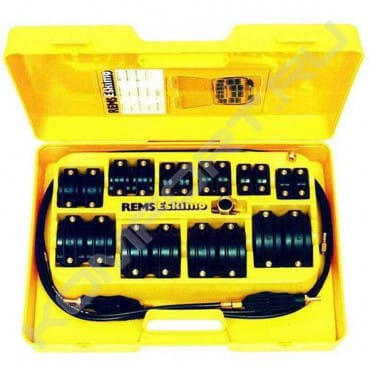 Трубоохлаждающий агрегат REMS Эскимо 2 Сет