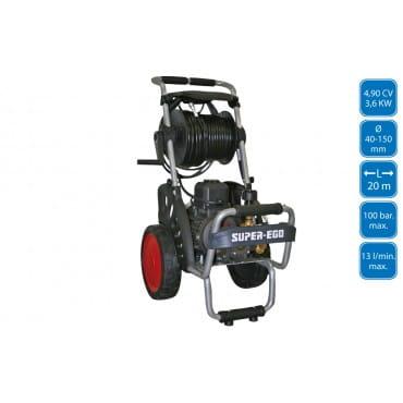 Высоконапорная прочистная машина Super-Ego HD 13-100/2