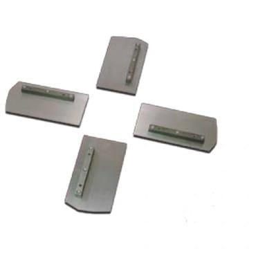 GROST Комплект лопастей для затирочной машины 150х350 мм (4шт.)