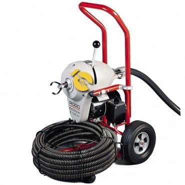 RIDGID 45312 Машина для прочистки систем канализации K-1500