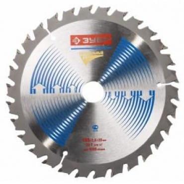 ЗУБР Диск пильный  для циркулярных пил 230х2,8х30 (36903-230-30-36)
