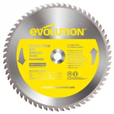 Диск по нержавеющей стали EVOLUTION 90TBLADE 355х2,4х25,4х90