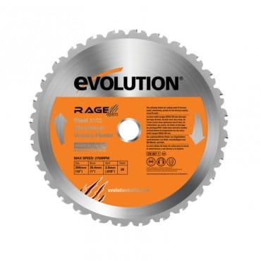 Диск универсальный Evolution RAGEBLADE230MULTI 230х25,4х2х30