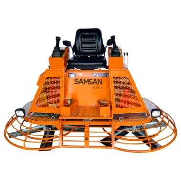 Двухроторная затирочная машина Samsan HPT 461