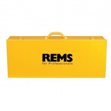 REMS 526050 Стальной чемодан для резьбонарезного клуппа Ева