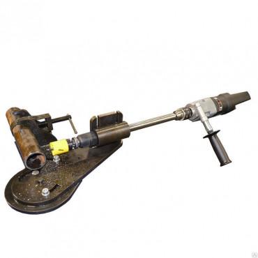 Оснастка для сверления труб Хайтек (приспособление OST80, нотчер DT-80)
