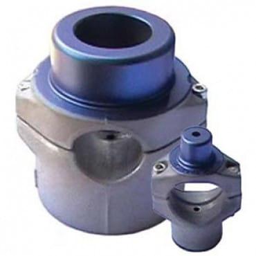 DYTRON Колодочные сварочные насадки с синим тефлоном 63 мм