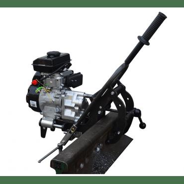 Хайтек МРС-БК Станок портативный рельсосверлильный с бензиновым двигателем