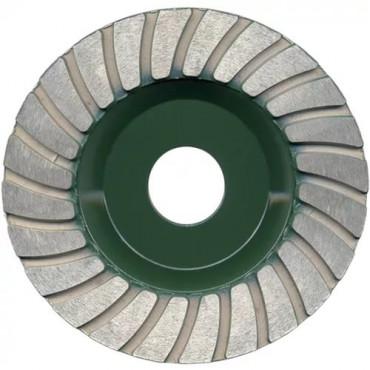 Алмазный шлифовальный круг Сплитстоун (100x5x22,2x16 гранит 80) сухая Professional