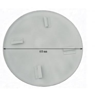 Затирочный диск Kreber для затирочных машин K600 ET, BT, ETP
