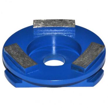 Шлифовальный круг для машин СО Сплитстоун (M200-300(#16/18) св. бетон) Premium