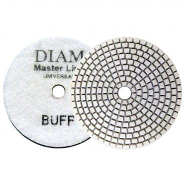 Круг алмазный шлифовальный гибкий DIAM MasterLine Universal зерно BUFF для мокрой и сухой шлифовки