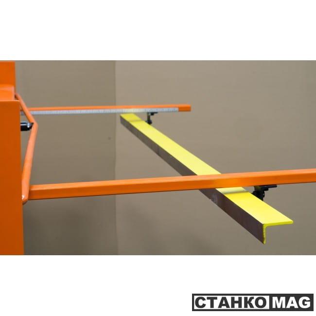 Гильотина ножная Stalex Q01-1.2x2500B
