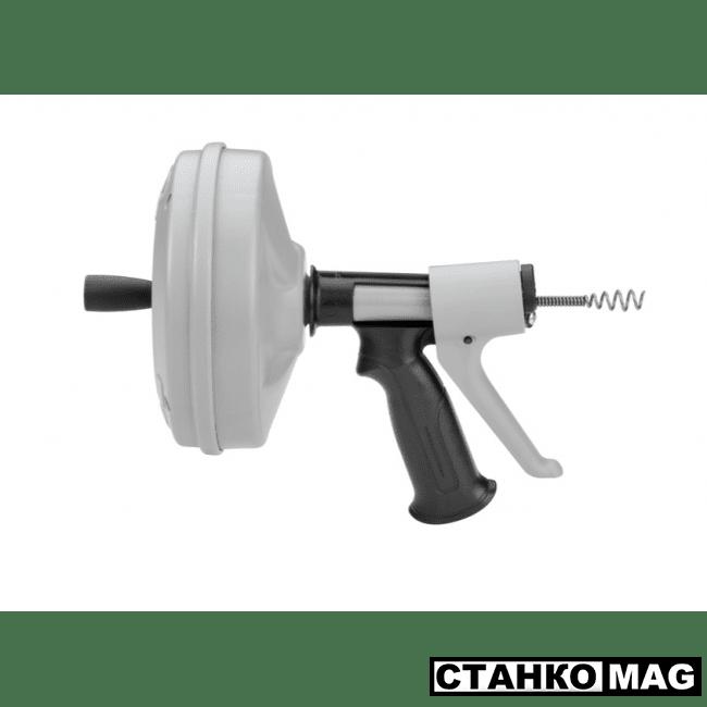 Ручная вертушка RIDGID KWIK-SPIN+ с автоподачей AUTOFEED®