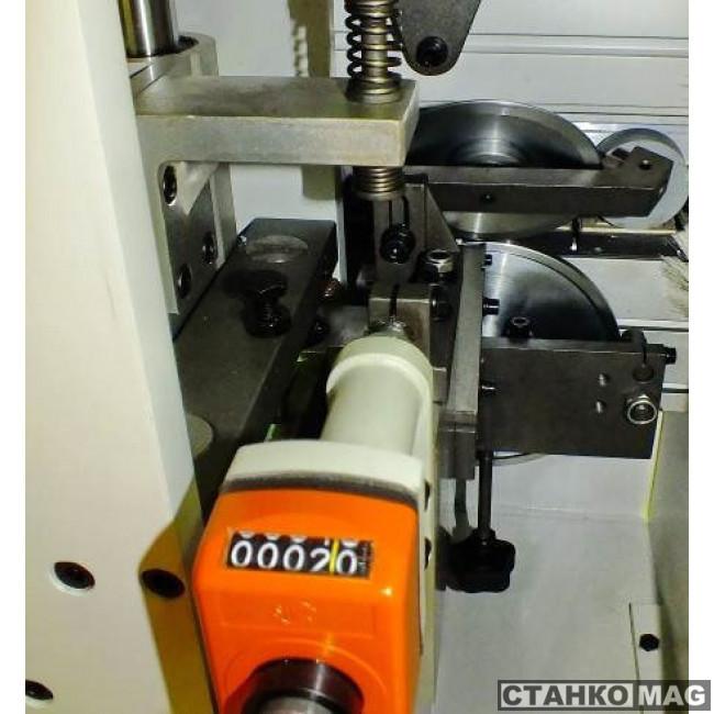 Cтанок кромкооблицовочный автоматический LTT MF360