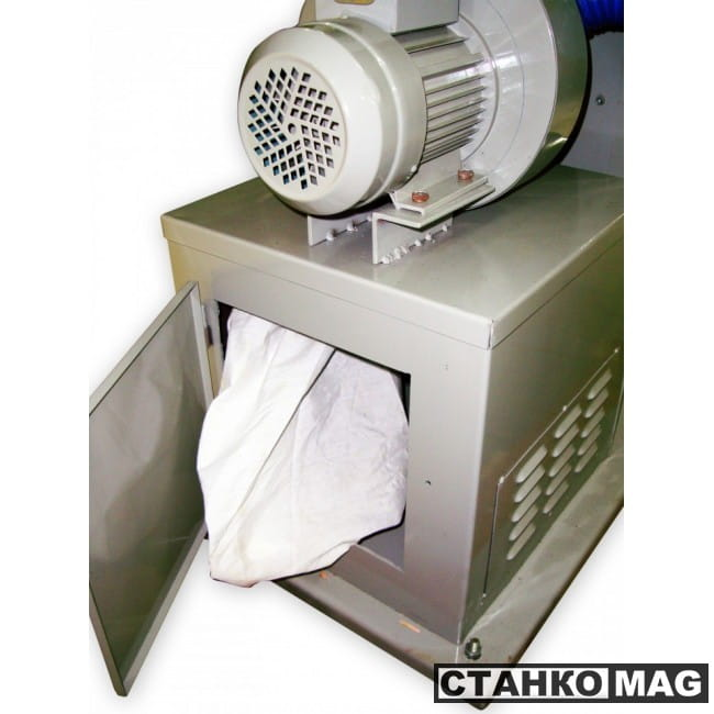 Proma BKL-3000 Двухдисковый шлифовальный станок с пылесосом