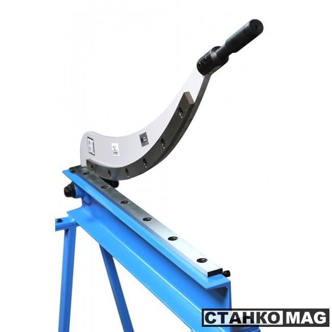 Гильотина ручная сабельного типа HS-1000 Blacksmith
