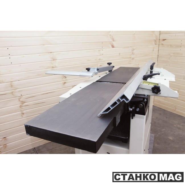 Jet JPT-310 HH Фуговально-рейсмусовый станок с ножевым валом «helical»