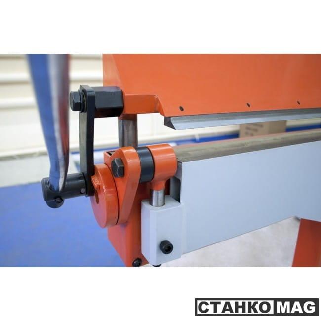 Станок листогибочный ручной Stalex BSM 2540/0.8