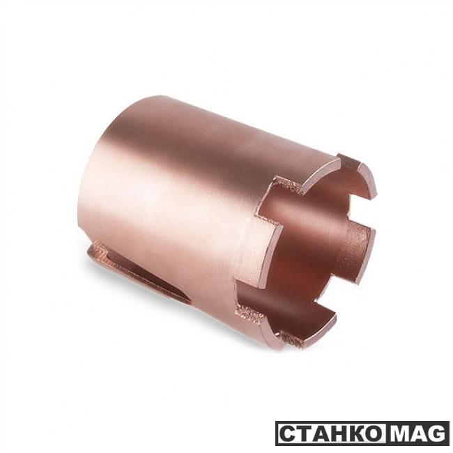 Двигатель алмазного бурения CARDI P2000 MS-13-K + Алмазная коронка для подрозетников Ø 68мм DIAMOND HIT в подарок!