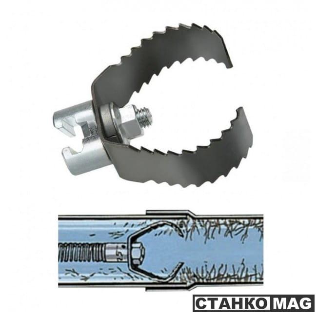 """Насадка-нож акулий зуб RIDGID T-50-3 5"""" (127 мм)"""