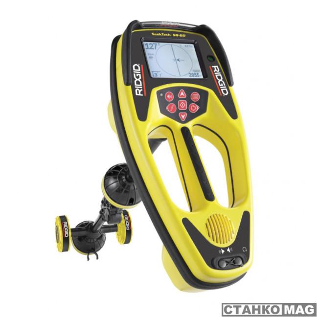 SeekTech SR-60 30123 в фирменном магазине RIDGID